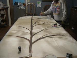 Creating the branches